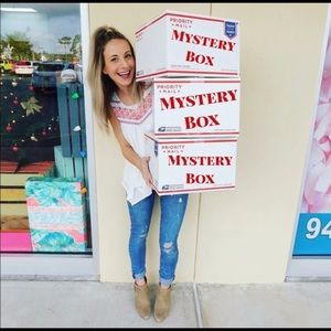 Moving Sale | Mystery Boxes Only $10.00